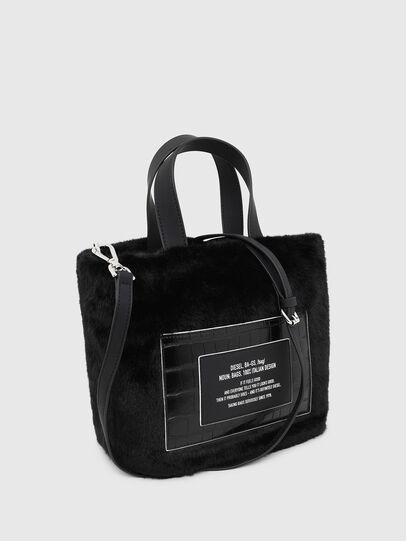 Diesel - PUMPKIE, Black - Satchels and Handbags - Image 4