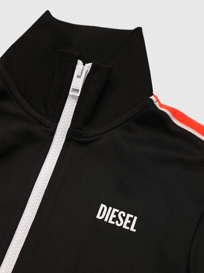 Diesel - SCORTESS, Black/Red - Sweaters - Image 3