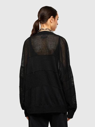 Diesel - M-ALEXA, Black - Knitwear - Image 2