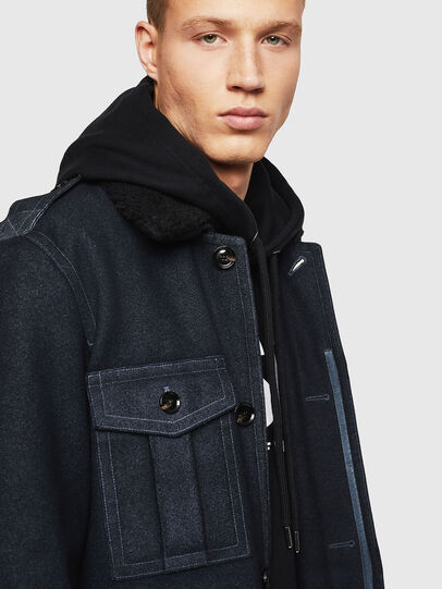 Diesel - W-TIMOTEV,  - Winter Jackets - Image 3
