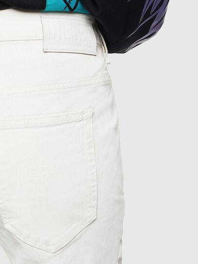 Diesel - Fayza 009AY, White - Jeans - Image 5