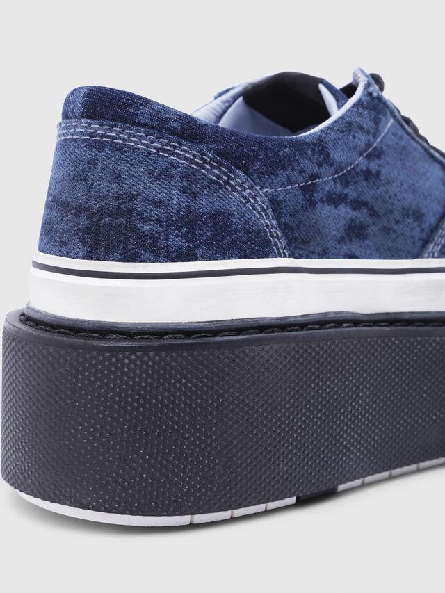 Diesel - H-SCIROCCO LOW, Blue - Sneakers - Image 5