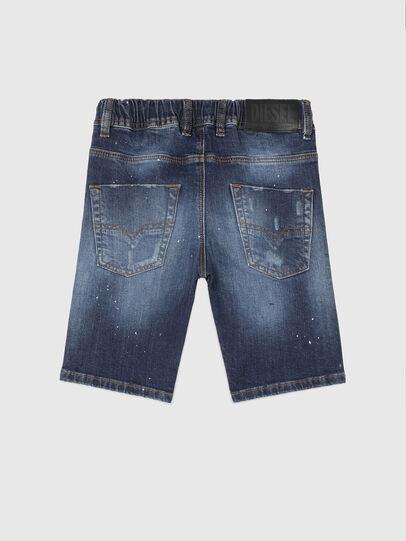 Diesel - KROOLEY-NE-J SH, Dark Blue - Shorts - Image 2