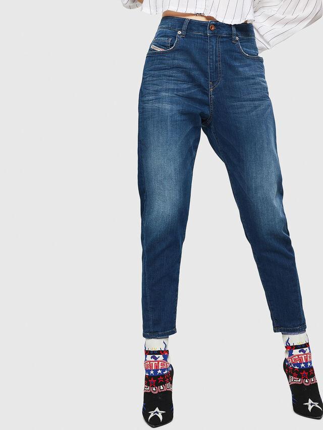 Diesel - Candys JoggJeans 069HC, Dark Blue - Jeans - Image 1