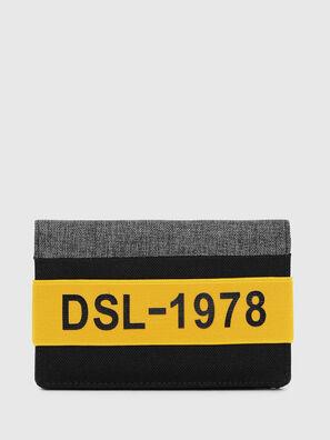 ORGANIESEL, Black/Yellow - Small Wallets