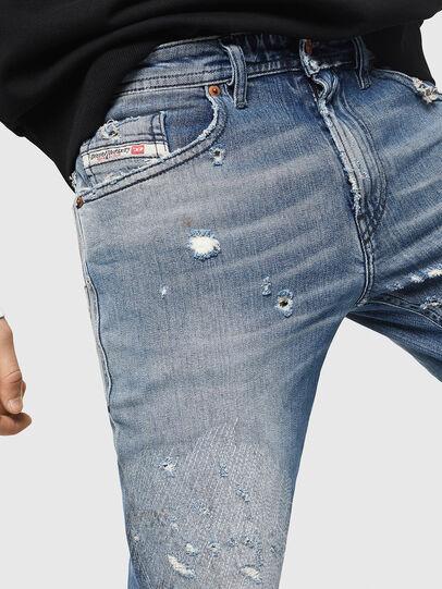 Diesel - Thommer 084AL, Light Blue - Jeans - Image 4
