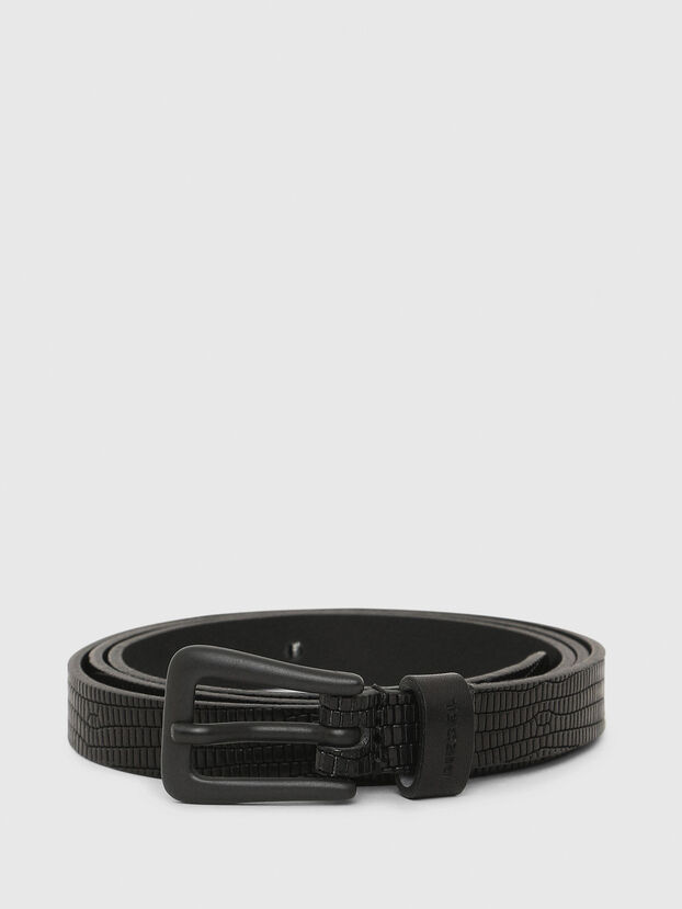 B-MONO, Black - Belts