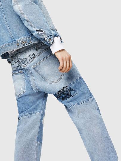 Diesel - D-Kodeck 0078F,  - Jeans - Image 4
