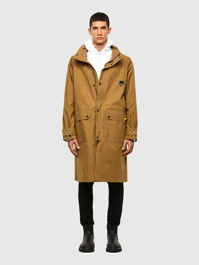 Diesel - J-ACKER, Light Brown - Jackets - Image 6