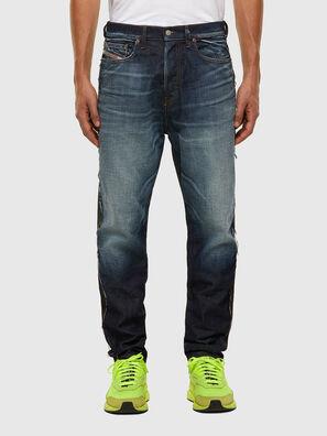 D-Vider 009GR, Black/Dark grey - Jeans