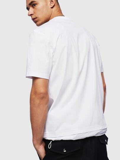 Diesel - T-GLASSY, White - T-Shirts - Image 2