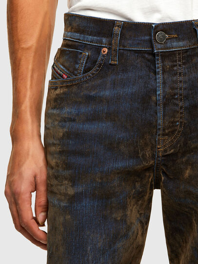Diesel - D-Fining 069TM, Dark Blue - Jeans - Image 3