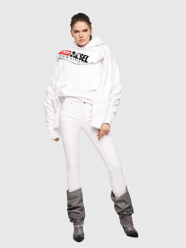 Diesel - Babhila 086AS, White - Jeans - Image 6