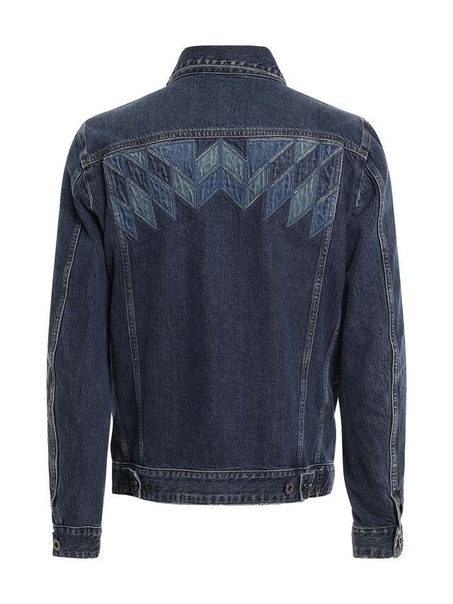 Diesel - JONDER, Blue Jeans - Jackets - Image 6