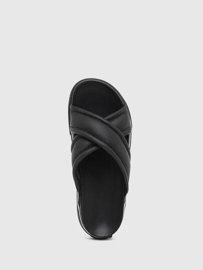 Diesel - SA-GRAND X, Black - Sandals - Image 4