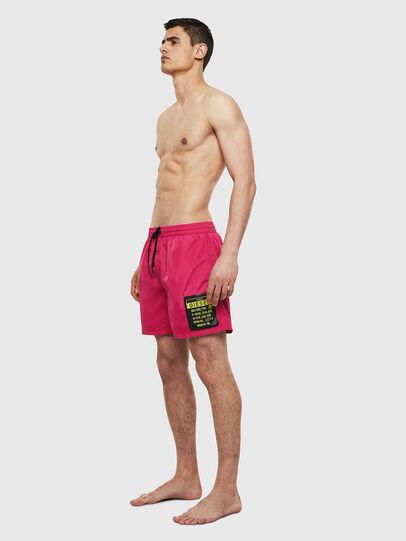 Diesel - BMBX-WAVE 2.017, Pink - Swim shorts - Image 3