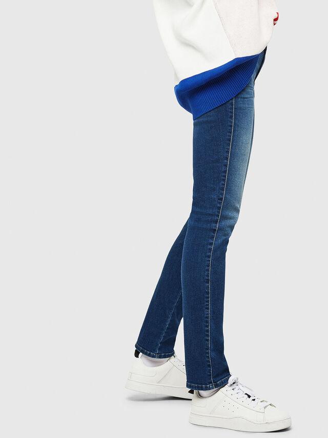 Diesel - Sandy 086AL, Dark Blue - Jeans - Image 5