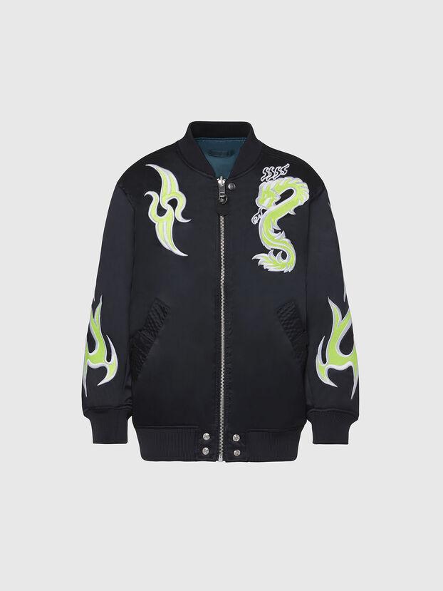 G-MART, Black - Jackets