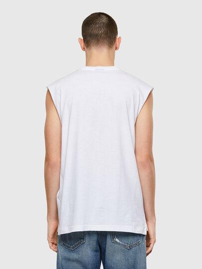 Diesel - T-OP, White - T-Shirts - Image 2