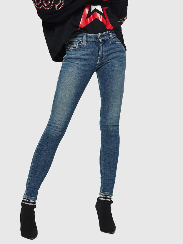 Slandy 083AL, Medium blue - Jeans
