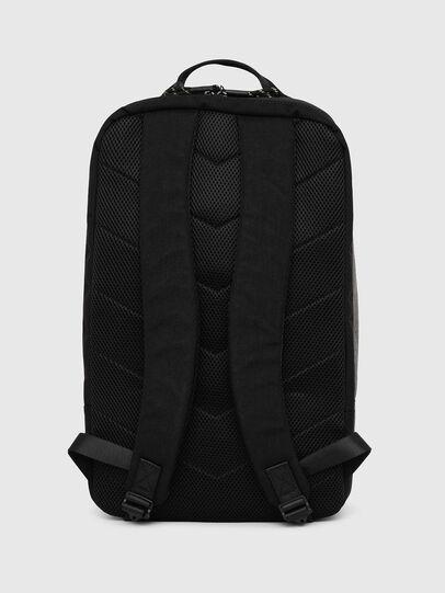 Diesel - PIEVE, Black/Yellow - Backpacks - Image 2