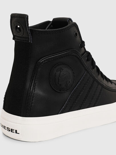 Diesel - S-ASTICO MID LACE W, Black - Sneakers - Image 4