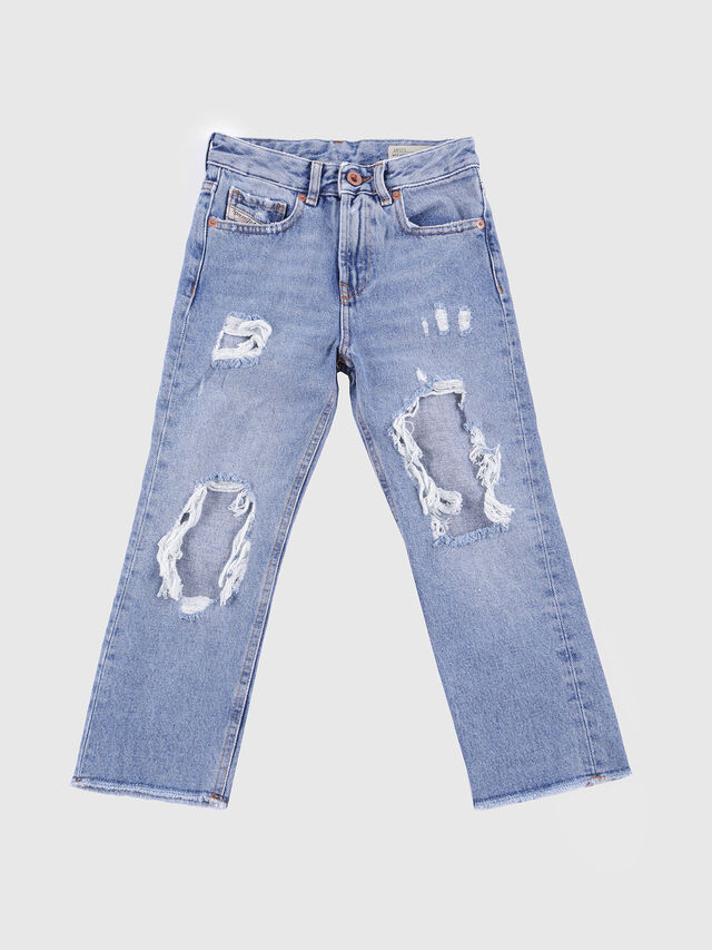 Diesel - ARYEL-J, Light Blue - Jeans - Image 1
