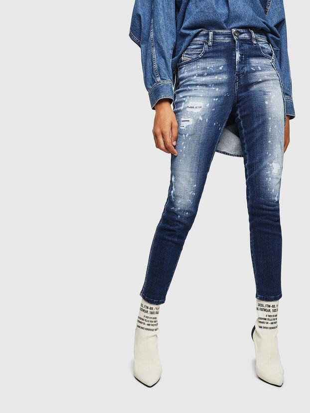 Babhila 0091Y, Medium blue - Jeans