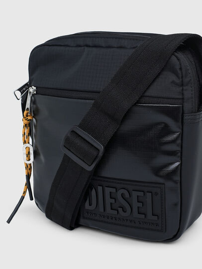 Diesel - VERTYO, Black - Crossbody Bags - Image 5