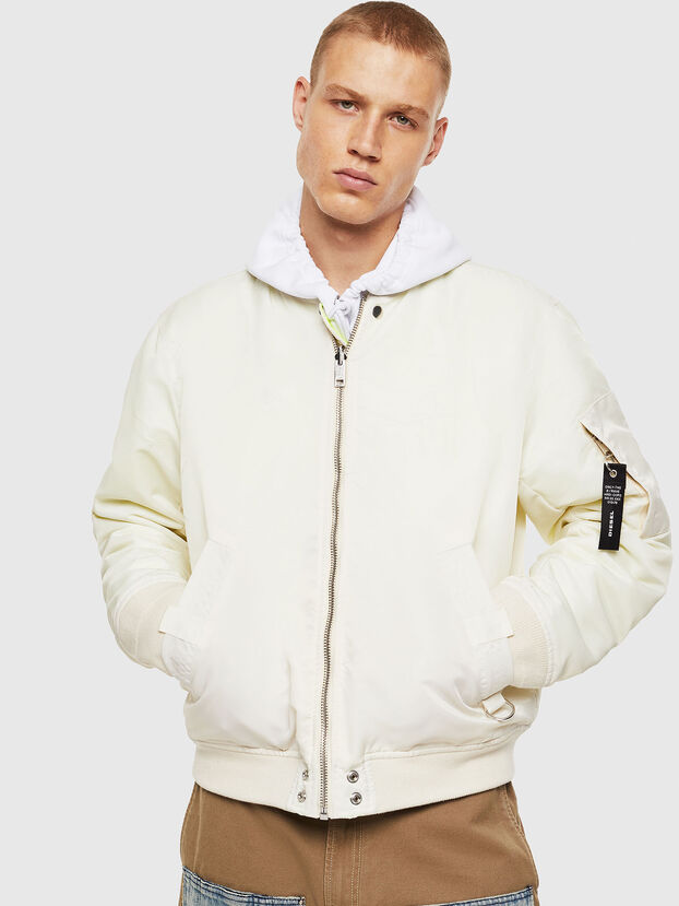 J-ROSS-REV, White - Jackets