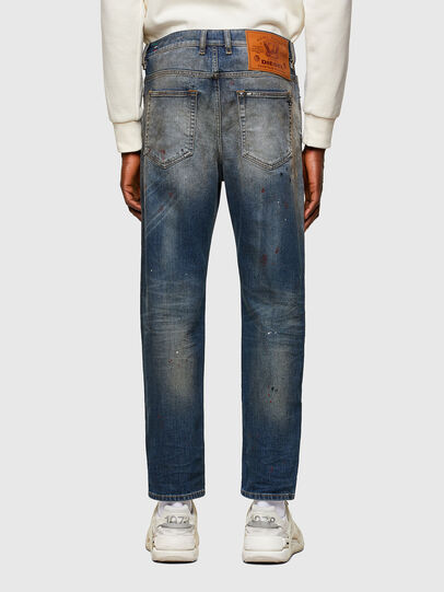 Diesel - D-Vider 009NH, Medium blue - Jeans - Image 2