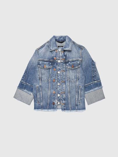 Diesel - JVISEMAC, Blue Jeans - Jackets - Image 1