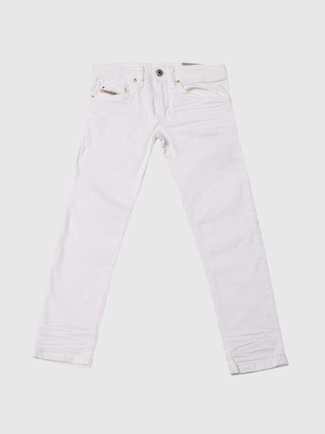 KIDS THOMMER-J, White - Jeans - Image 1