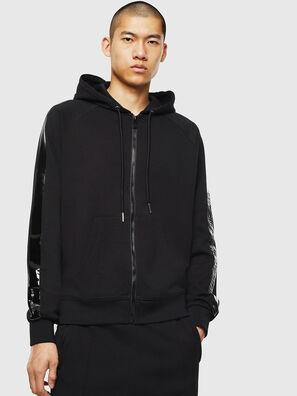 S-GIMK-HOOD-J, Black - Sweaters