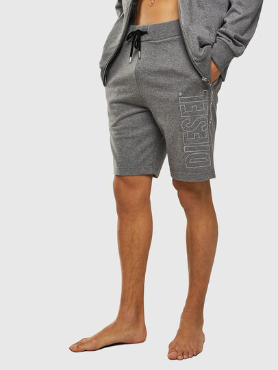 Diesel - UMLB-PAN, Grey - Pants - Image 1
