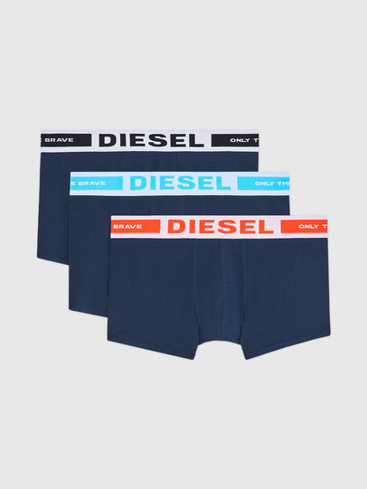 Diesel - UMBX-KORYTHREEPACK, Blue - Trunks - Image 1