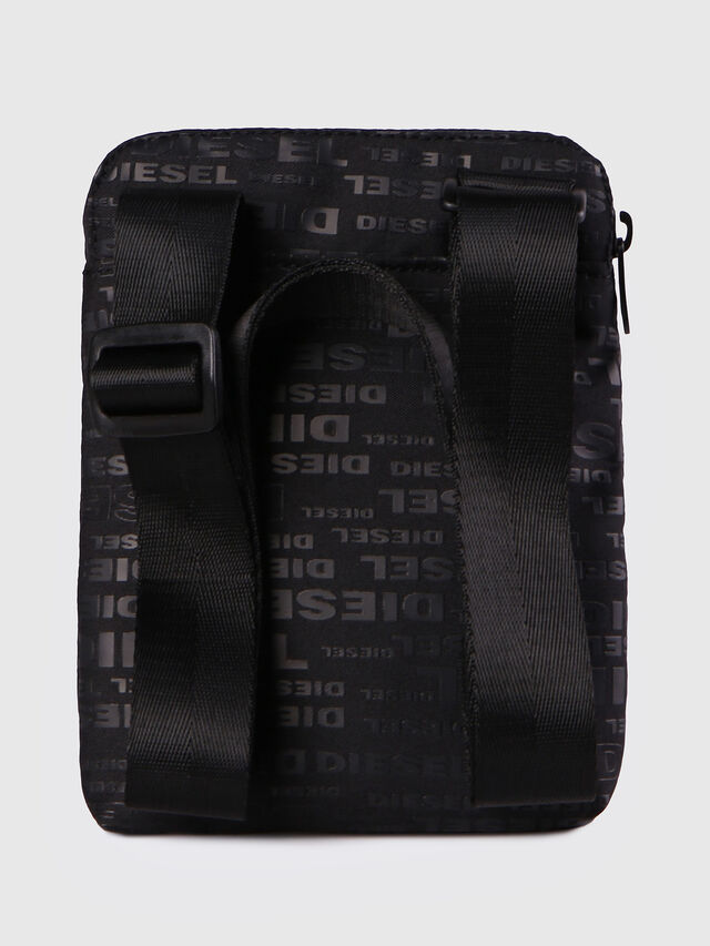 Diesel - F-DISCOVER SMALLCROS, Black - Crossbody Bags - Image 2