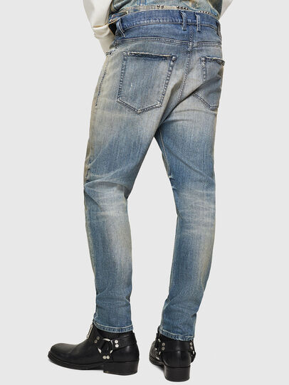 Diesel - D-Vider 084AQ, Light Blue - Jeans - Image 2