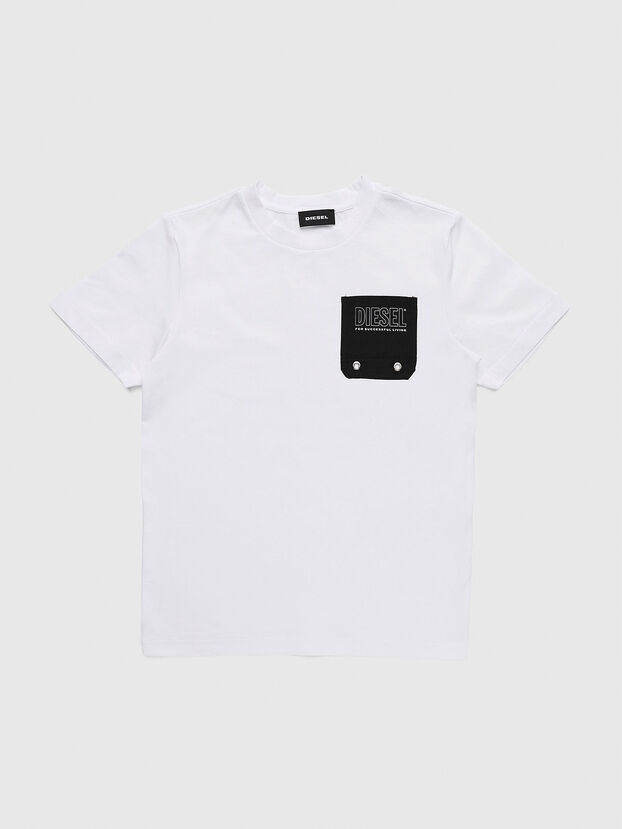 TBMOW, White/Black - T-shirts and Tops