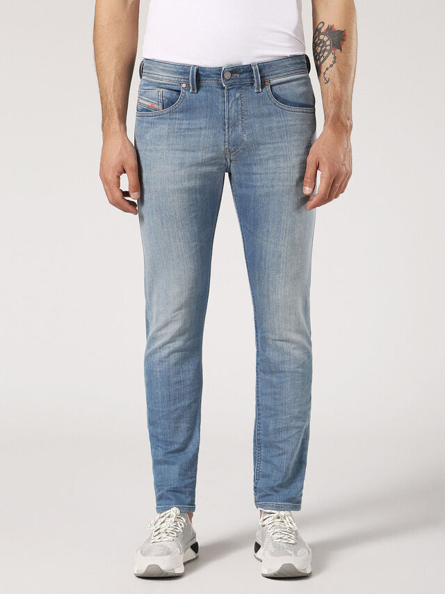 THOMMER-T JOGGJEANS 084RJ, Light Blue