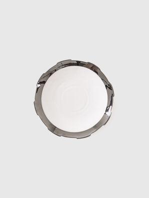 10987SIL MACHINE, White - Plates