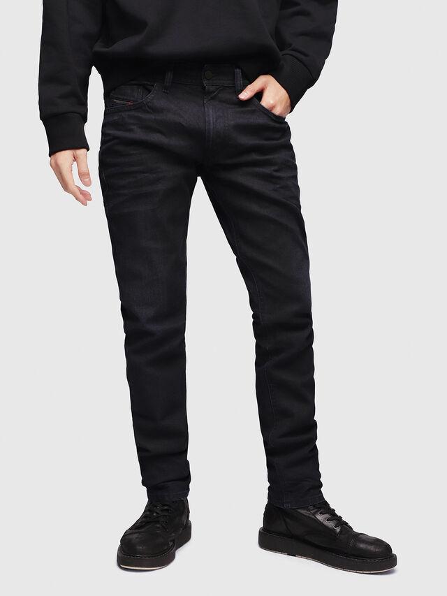 d0ac8318 Diesel - Thommer 087AU, Dark Blue - Jeans - Image 1