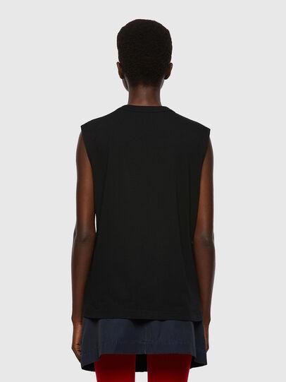 Diesel - T-PUNKYERN, Black - T-Shirts - Image 2