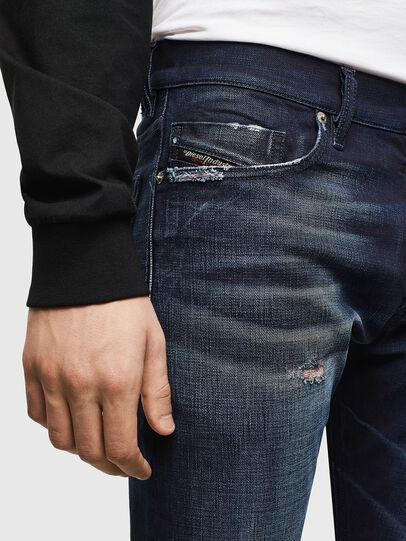 Diesel - Tepphar 009BL, Dark Blue - Jeans - Image 3
