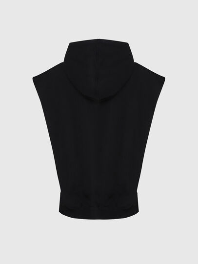 Diesel - F-ROLLER, Black - Sweaters - Image 2