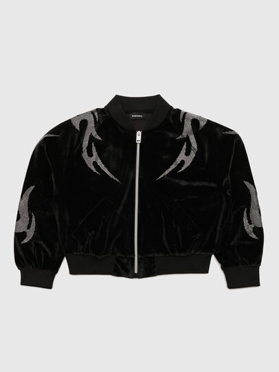 Diesel - SCHINIL, Black - Sweaters - Image 1