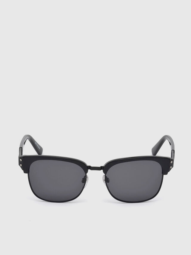 Diesel - DL0235, Black - Sunglasses - Image 1