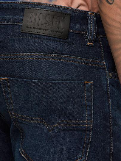 Diesel - Safado 009HN, Dark Blue - Jeans - Image 4