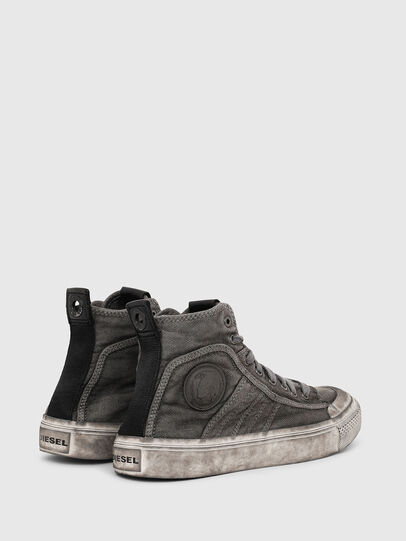 Diesel - S-ASTICO MID LACE W, Grey - Sneakers - Image 3