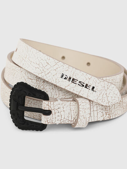 Diesel - B-TRIT, White - Belts - Image 2